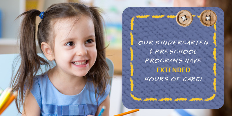 Kindergarten & Preschool Program
