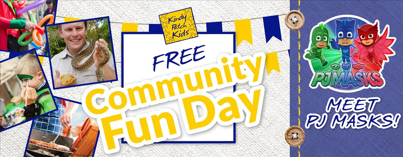 Free Community Fun Day