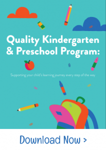 Kindy Patch Kindergarten & Preschool Kindy Book - November 2019
