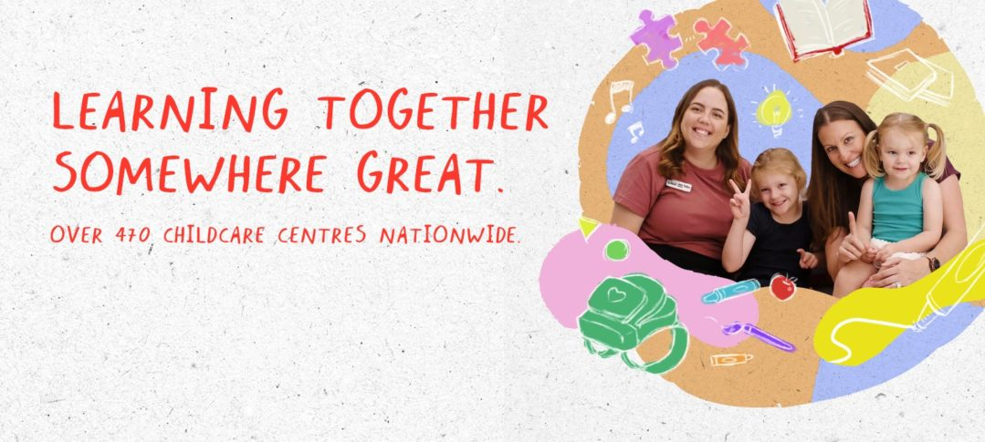 Enrol for our leading Childcare, Daycare, Preschool & Kindergarten centres
